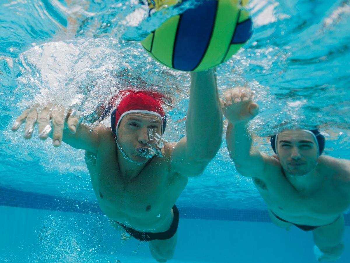 Escuela de waterpolo Madrid amateur