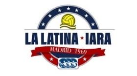 Latina IARA Waterpolo logo retina